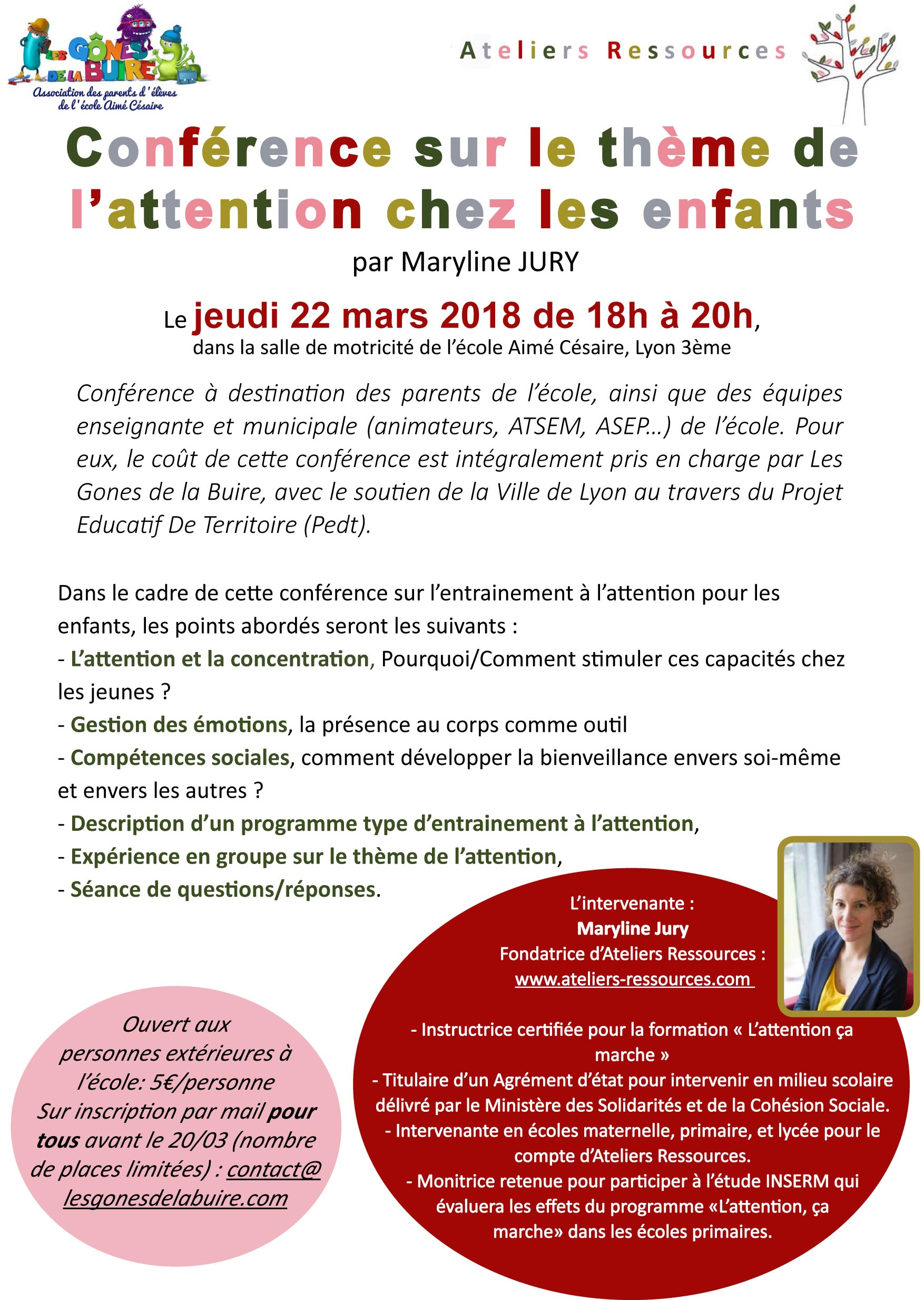 formation l'attention ca marche