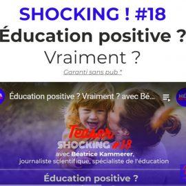 Savoureux et piquant : réflexions sur l'éducation positive
